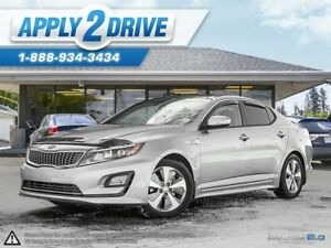 2014 Kia Optima EX Hybrid Sunroof Heated Seats
