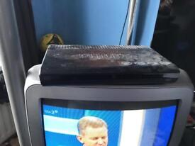 Free view box &tv (sold)