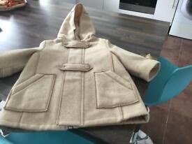 Stunning Italian coat. Worn once only.