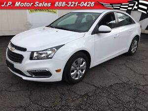 2015 Chevrolet Cruze 1LT, Automatic, Back Up Camera, Only 5, 716