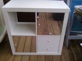 White unit for sale