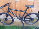 Carrera Double Disc Brake Bicycle in Excellent Working Condition