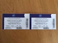 Golovkin v Brook, O2 Arena, London - 2 x Lower Tier tickets in Block 112, Row D