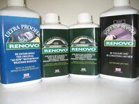 Renovo Car Soft Top Cleaner / Reviver Black (Brand New, Unopened)