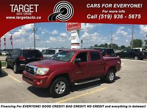 2005 Toyota Tacoma SR5 TRD Off Road 4X4 Drives Great !!!!