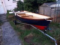 Boat 14ft Bonwitco With