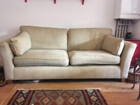 FREE SOFA - large comfy 3 seater couch available ASAP