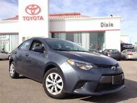2015 Toyota Corolla LE - It's Toyota Certified!