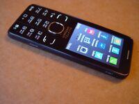 Alcatel 3G Onetouch 20.45x Mobile phone Including O2 sim ( Original Box ) NO CONTRACT - BRAND NEW
