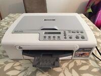 Brother DCP-135c printer/copier/scanner