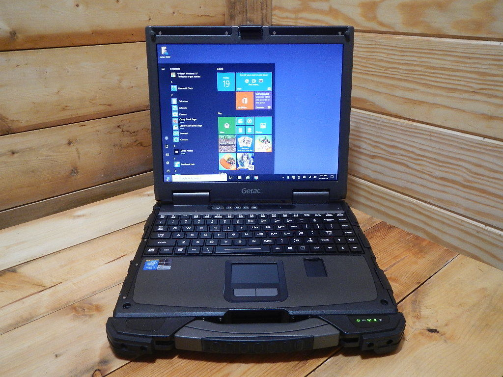G5 Getac B300 i5 4300M  Toughbook, 250SSD,16GB Ram,Touchscreen 9 Hours
