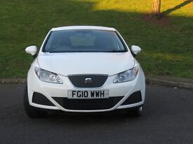 SEAT IBIZA ECOMOTIVE TDI 1.4 SPORTS COUPE 3 DOOR, FSH, 0 ROAD TAX, Finance Available £105 per Month