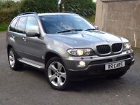 Absolutely pristine 2006 BMW X5 3.0d SPORT AUTO,only 103k, trade in considered,credit cards accepted