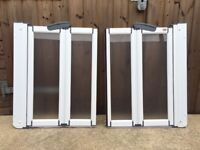 4 Half Height Shower Screen, Impey Elevate Option , Never Used. Cost £420