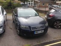 Audi A3 2003 £1000