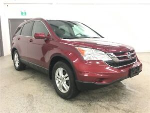 2010 Honda CR-V EX-L - Leather|Sunroof|B/T|Heated Seats