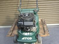Atco petrol lawnmower