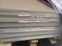 British Gypsum Sound Block 15mm Tapered Edge - 2400x1200- damaged edges