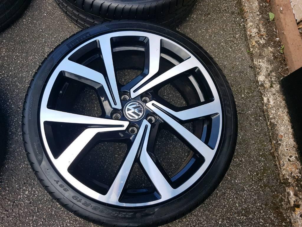 Vw Golf Mk7 Gti Wheels 19s In Peckham London Gumtree
