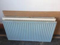 3 second hand radiators. £10