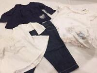 3-6 Months designer clothes Elle and Ralph Lauren