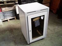 network server cabinet rack cabinet enclosure glass door
