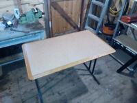 Folding Table for Caravan/Motorhome