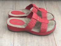Ladies sandals hush puppies