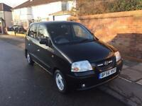 Hyundai Amica 2006 1.1 Automatic. Low mileage