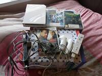 nintendo wii bundle with games quick sale