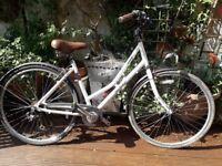 Woman's bicycle, Somerby Pendleton.