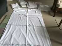 Duvet covers, sheets and pillowcases