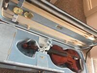 Luxury Lang Violin Case
