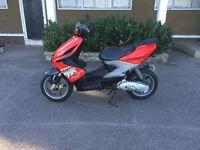 ** 2004 Yamaha Aerox 100cc - £600 o.n.o Fully Running + MOT + V5** Not Gilera,Typhoon,Aprilia