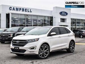 2016 Ford Edge Sport AWD-ONE OWNER LOADED