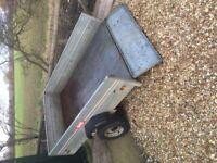 Trailer caddy 6 x 4