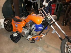 110 cc Chopper for sale