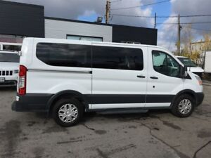 2015 Ford Transit T150 8pass.loaded fin or lease from4.99%oac