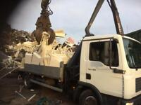 SCRAP METAL CLEARANCE WANTED MACHINERY WAREHOUSES FACTORIES BARNES FARM BARN CARS SITE CLEARANCE