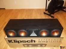 klipsch centre speaker rc64 rc62 Strathdickie Whitsundays Area Preview