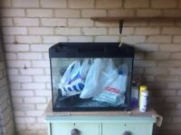 Medium sized aquarium