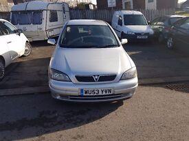 Vauxhall astra 1.6