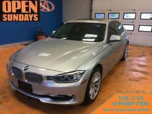 2014 BMW 328I xDrive NAVI! SUNROOF! AWD!