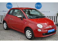 FIAT 500 Can't get car finance? Bad credit, unemployed? We can help!