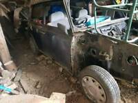 Classic mini for restoration
