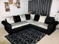 ** BRAND NEW** GLP VELVET SOFA