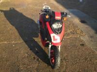 Direct bike 125cc moped scooter vespa honda piaggio yamaha gilera peugeot