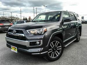 2016 Toyota 4Runner LIMITED+REMOTE START!