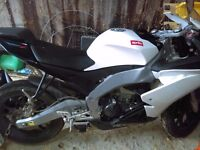 Aprillia rs4 125 sell or swap bigger road bike
