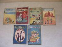 Vintage 'Lilliput' Magazines x 6